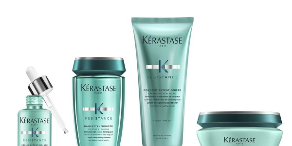 Extensioniste: Kerastase's answer to hair growth.