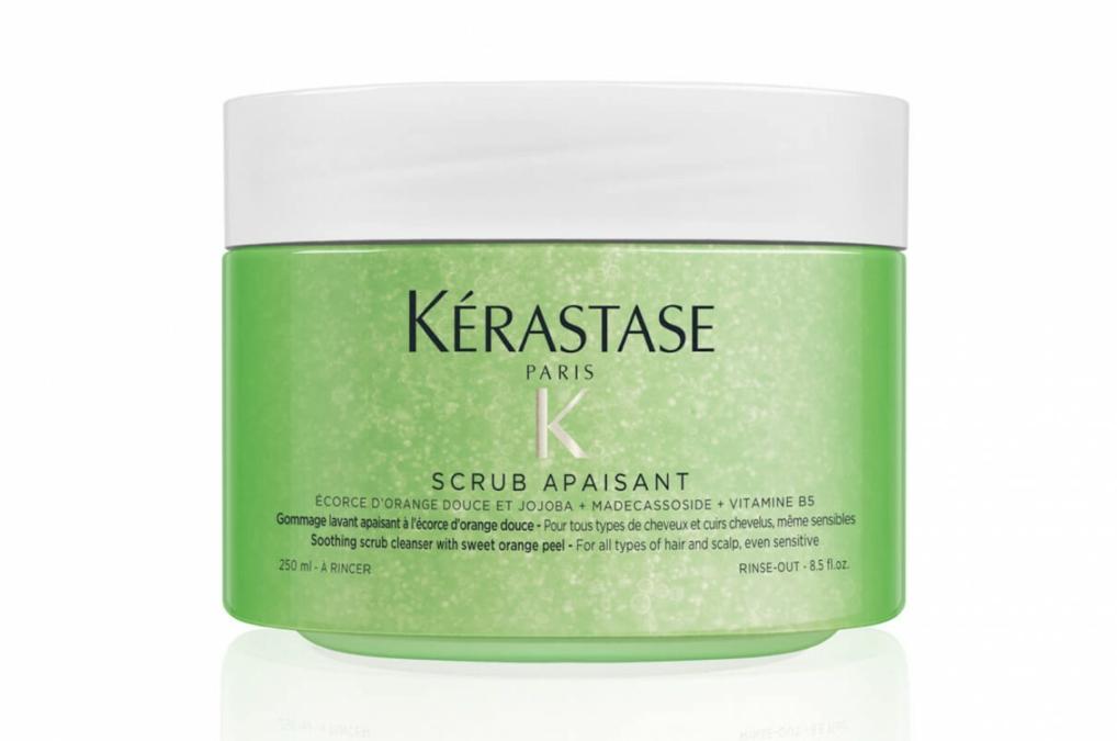 Kerastase Scalp Scrubs and Scalp Care