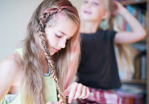 5 things I wish I knew about hair in my early teens…