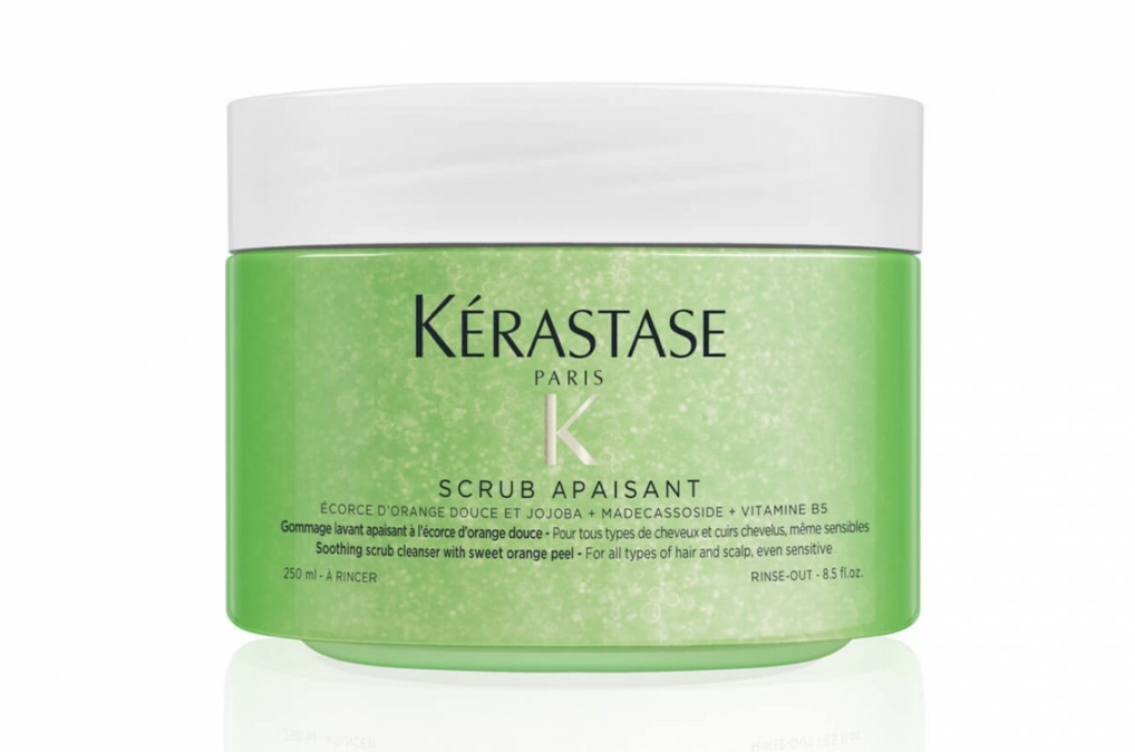 Kerastase Scalp Scrubs and Scalp Care